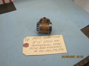 Atlas Craftsman 10 12 Lathe And Commercial Lathe Mitre Gear Assembly