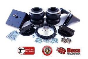 Boss Load Tow Assist Air Bag Suspension Kit For 1999 2009 Ford F250 F350