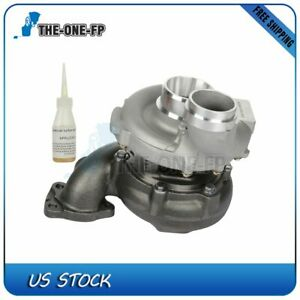 Turbo Charger For 2014 2016 Mercedes Benz 2006 Chrysler Jeep Grand Cherokee 320l