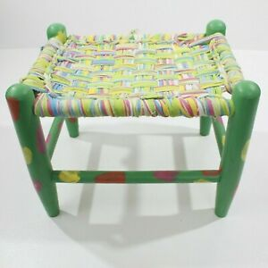 Small Wooden Child Stool
