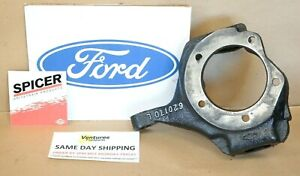 Ford Steering Knuckle Left Hand 620170l 1976 1979 High Pinion Dana 44 1 2 Ton
