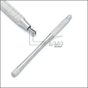Surgical Scalpel Handle Blade Holder Ent Instruments Stainless Steel