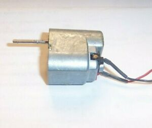 12 Vdc Small Gear Reduction Hobby Slow Motor For Dyi Projects 60 Rpm