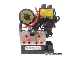 Abs Pump Actuator Booster Motor Assembly Rx450h Toyota Highlander Hybrid