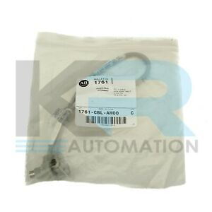 New Allen bradley 1761 cbl am00 c Micrologix Aic And Cable 45cm Right Angle