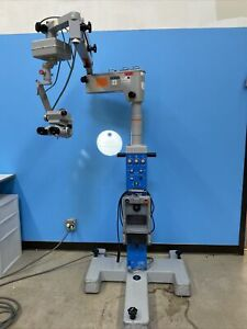 Zeiss Opmi 6 cfr Ophthalmic Surgical Microscope Eye Surgery Microscope