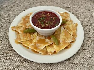 Faux Fake Food Chips And Salsa Nachos Props Food Photography
