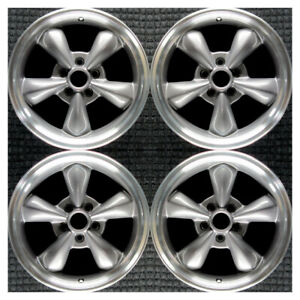 Set 1994 1996 1998 2000 2002 2004 Ford Mustang Oem Factory 17 Wheels Rims 3448