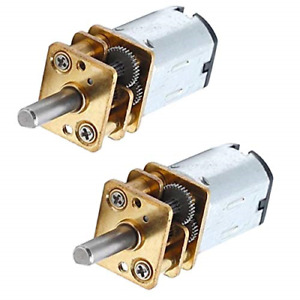 Dc 6v 1000rpm Mini Metal Gearwheel Gear Motor Ga12 n20 3mm Shaft For Robot Wheel