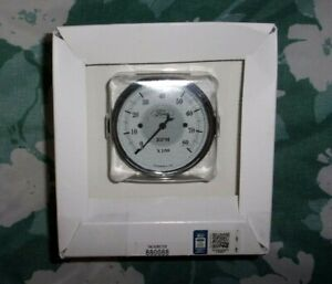 Autometer 880088 Ford Masterpiece 3 1 8 In dash Tachometer Gauge 0 7 000 Rpm