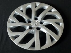 Toyota Corolla Hubcap Wheel Cover Great Replacement 2017 2018 Oem 16 B3