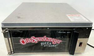 Clean Otis Spunkmeyer Os 1 Commercial Countertop Convection Oven No Trays Works
