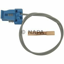Coolant Temperature Sending Unit Switch Connector 4wd Napa echlin Parts ech
