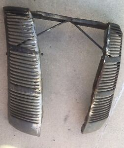 1940 Ford Deluxe Original Upper Grille Brace