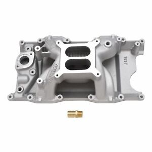 Edelbrock Rpm Air gap Intake Manifold For Chrysler Magnum 318 340 360 S Block