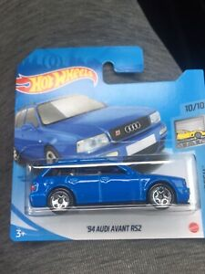 2021 Hotwheels 94 Audi Avant Rs2 Brand New