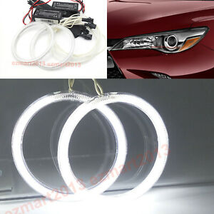 Ccfl Halo Rings For Toyota Camry 2015 2017 Headlight House Devil Demon Drl Lamp
