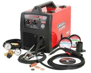 Lincoln Electric k2698 1 Easy Mig 180 Wire Feed Welder