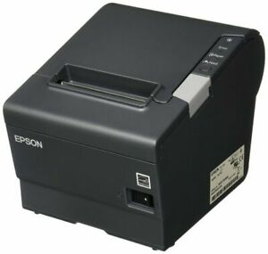 Epson Tm t88v Thermal Receipt Printer C31ca85084 Used