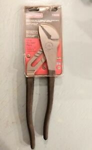 Nos Craftsman Usa 13 Arc Joint Pliers