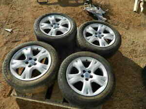 Toyota Factory Wheels Rims Tires 16 16 Inch With Very Good Firestone Tires