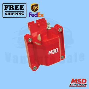 Ignition Coil Msd For Ford Escort 83 1990