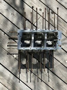 Corvair Turbo Engine Block 1965 1966 Very Hard To Find