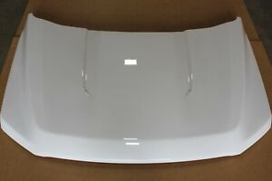 Oem Factory 2021 F150 Aluminum Truck Hood Star White Pearl Ford New Take Off