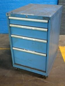 Lista Tool Cabinet 4 Drawers 05190220979