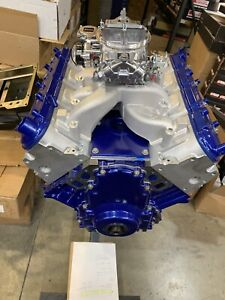Chevy 6 0l 510 Horse Complete Crate Engine pro built 366 370 Lq Ls2 Ls6 New