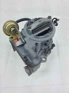 Rochester Monojet Carburetor 7043324 1973 Chevy Vega 140 Engine