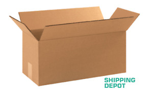 25 18x8x8 Cardboard Paper Box Mailing Packing Shipping Boxes Corrugated Carton