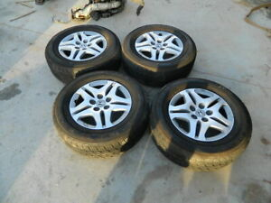 Honda 5 Lugs Wheels And Tires 16 Inch 16 235 65 r16 With Nice Tires