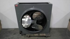 Dayton 5pv67 1 3 Hp Suspended Vertical Hydronic Wall Ceiling Unit Heater