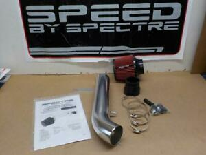 Spectre 10146 Polished Cold Air Intake System Fits 1992 2000 Honda Civic