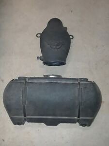 1997 2000 C5 Corvette Oem Air Cleaner Assembly Complete Box With Air Bridge
