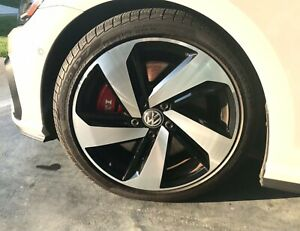 Factory Wheels And Tires 2020 Volkswagen Golf Gti like New