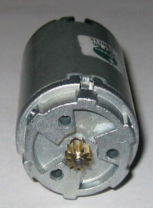 Buehler 12v 2000 Rpm Dual Shaft Dc Motor With Gear Low Current Low Noise