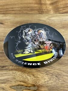 3 Oakley Various Mad Science Sticker Decal