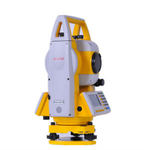 New Reflectorless 600m Laser Total Station Nts 332r8 Russian Version System