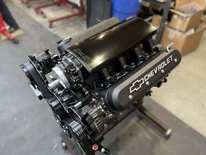 Chevy 6 0l 540hp 6 2l Complete Crate Engine Pro built 366 370 Lq Ls2 Ls6 Ls3