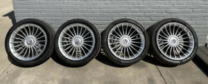 20 B7 Style Set 4 Wheels Rims Alpina Fits Bmw 2016 2019 740 750 With Tires