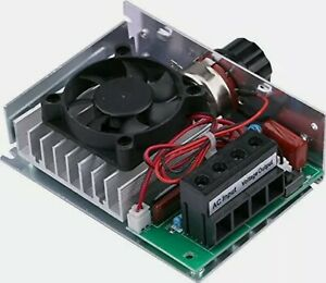 Yeeco Ac 110v 10000w Scr Electronic Voltage Regulator Motor Speed Control
