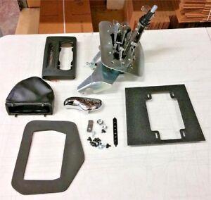 Sale B M 81002 Console Hammer Auto Shifter 87 93 Ford Mustang W Aod Trans