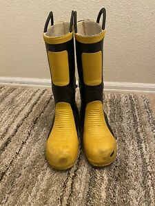 Viking Vw91 12 Firefighter Chain Saw Boots 11m Steel