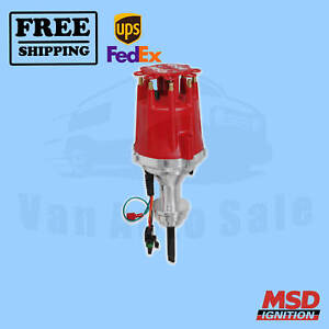 Distributor Msd For Dodge Charger 1972 1978