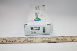 Matheson Arc Gouging Rods 5 16 X 12 22053003 ms 50 Pack