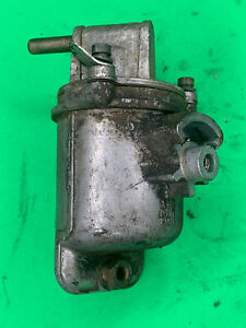 Su Hs Carburetor Float Chamber Auc1310 Aud2277 With Tag Aud281