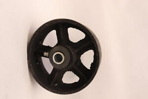 Cast Iron Caster Wheel 2 X 5 With 1 2 Bore
