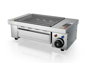 220v Electric Barbecue Oven Table Top Grill Machine Indooe Smokeless Bbq Machine